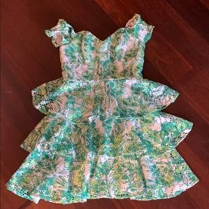 Lilly Pulitzer Cicley resort dress NWT size 4
